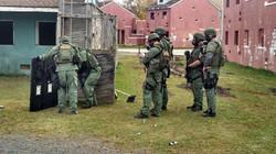 SPD SWAT training