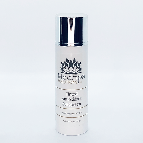 Tinted Antioxidant Sunscreen (SPF 50)