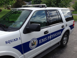 UPDPRT Squad 1 driveway