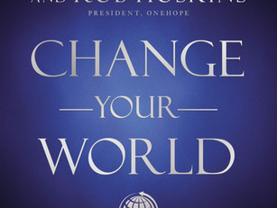 Literature of Leadership - Change Your World