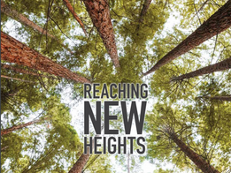 Reaching New Heights - Volume 24-1 • Spring/Summer 2018