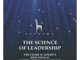 Chair Academy Awards Gala #TCAConf19