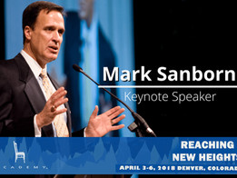 A Message From Mark Sanborn