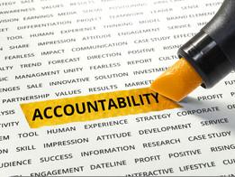 Tip 110: Increase Accountability
