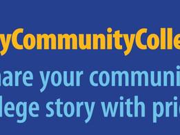 #MyCommunityCollege