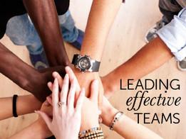 Leading Effective Teams Volume 23-2 • Fall 2017