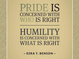 Tip #78: Humility