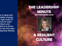 Resilient Culture