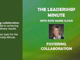 Fostering Collaboration