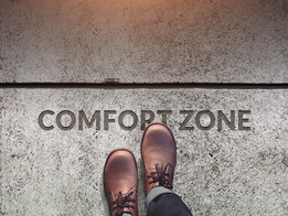 Tip #55: Get Out of Your Comfort Zone