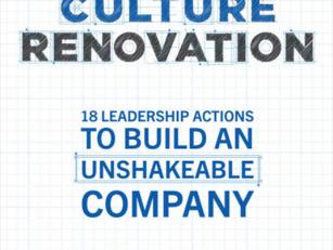 Literature of Leadership - Culture Renovation