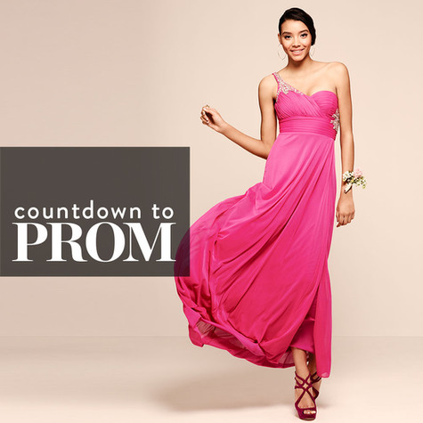 Countdown to Prom - Nordstrom Prom Campaign