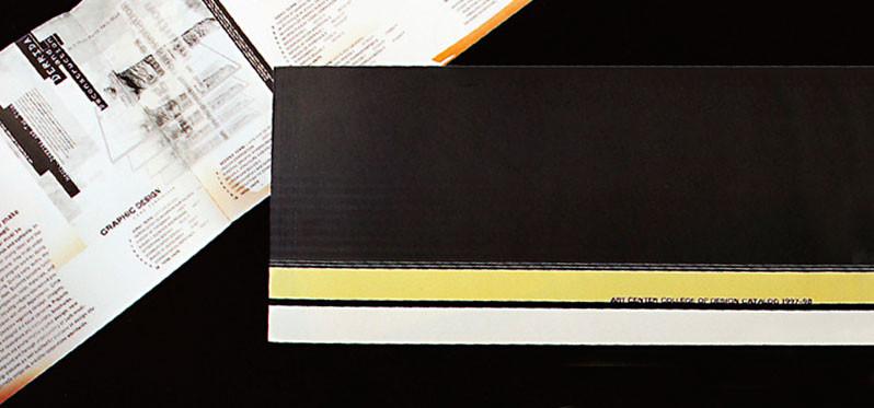 Art Center College of Design Catalog Cover