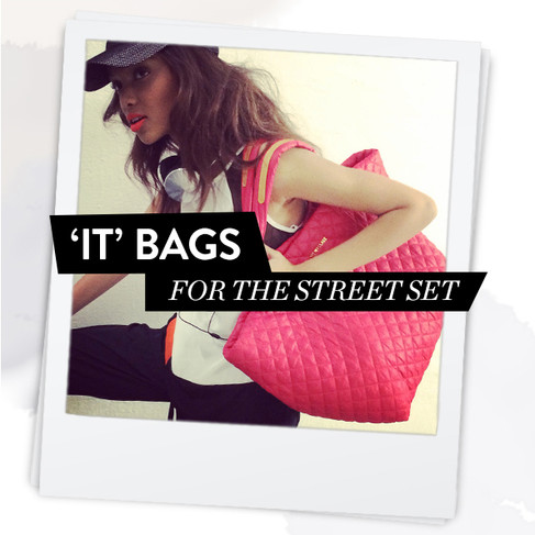 'IT' Bags - Women's Handbag Campaign