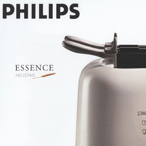 Essence - Philips Packaging