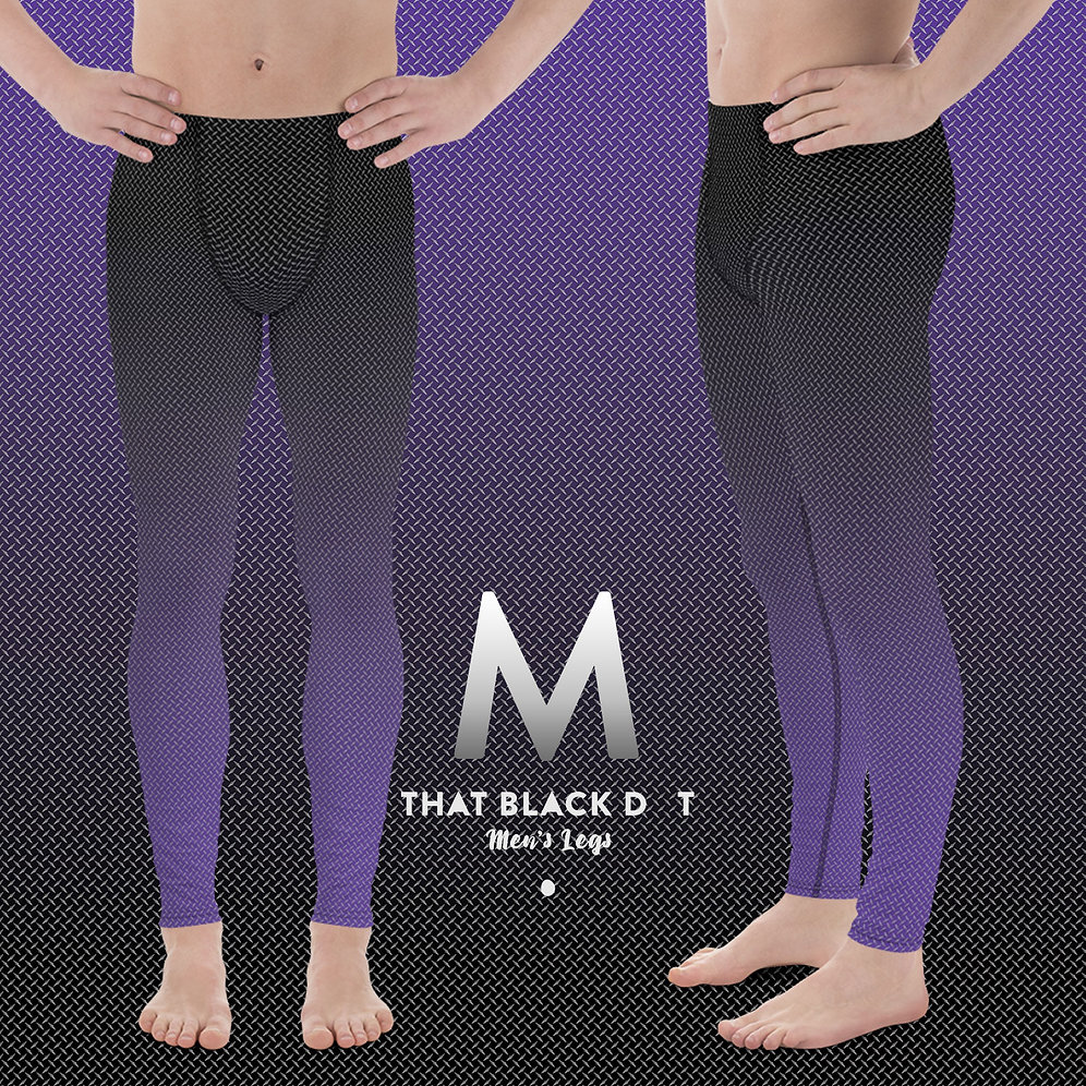 On Clearance diversified in packaging many styles Metal Mesh Ombre Men's Leggings - Compression Tights Athletic Gym Pants