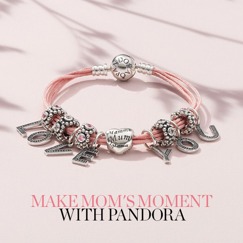 Pandora - Mother's Day Nordstrom Campaign