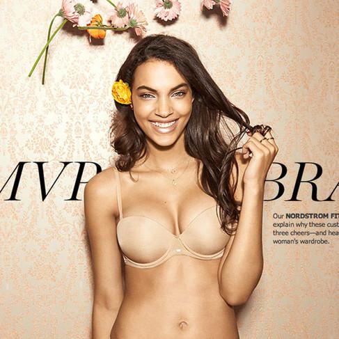 MVP Bras - Lingerie Campaign