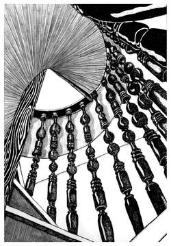 CARACOL DE LA HABANA VIEJA print