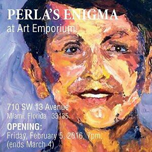 11.PERLA'S ENIGMA at Art Emporium