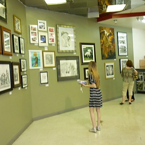 2.FAMILY SHOW at Jerry's Artarama.