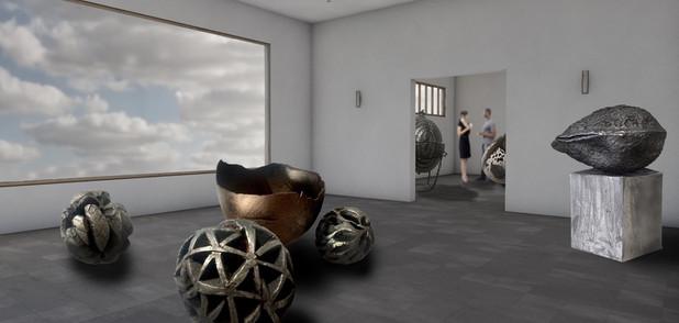 Eve'sRib gallery - Room1