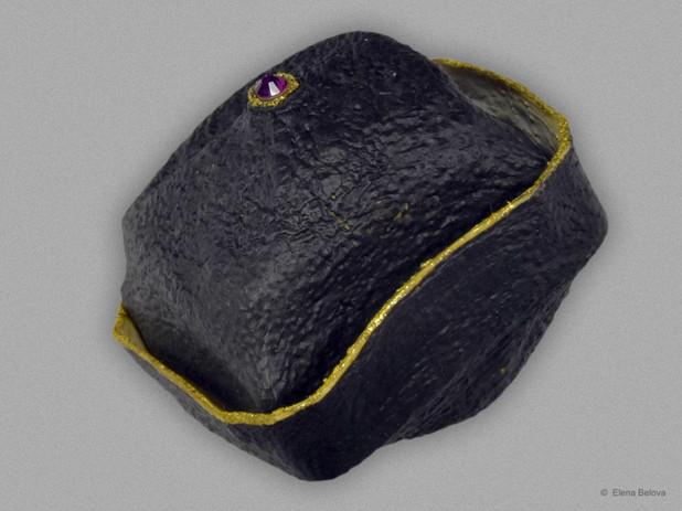 Black lemon box II