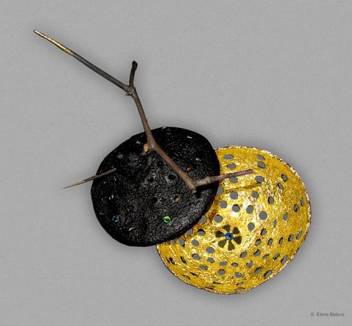 Black lemon box I