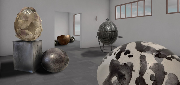 Eve'sRib gallery - Room2