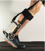 Can Exoskeletal support improve gait?