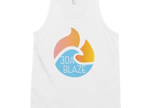 30A Blaze Classic Tank  (unisex)