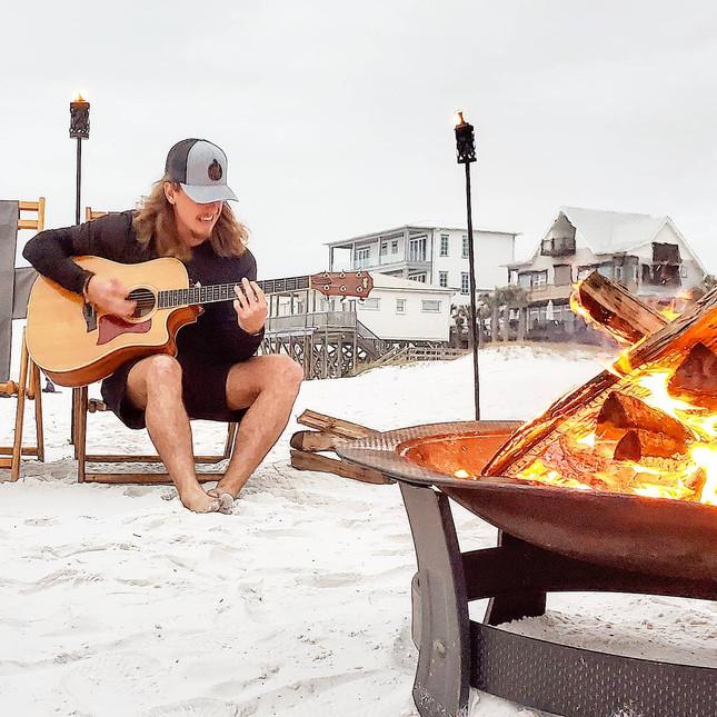 Live Music On the Beach!