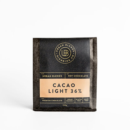 Cacao Hot Chocolate (Light) 200g