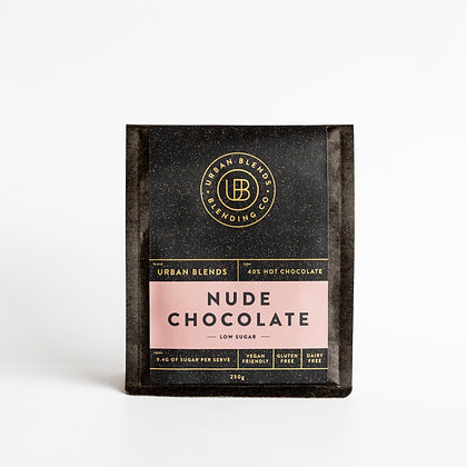 Nude Chocolate (Low Sugar) - 200g