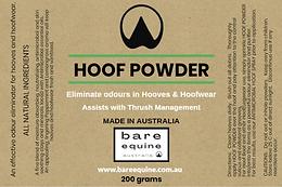 Hoof Powder Label.png