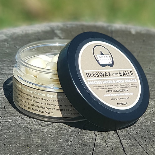 Beeswax PURE Balls