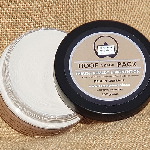 Hoof Pack - Hoof Clay for Thrush