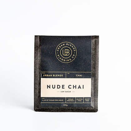 Nude Chai (Low Sugar)- 150g