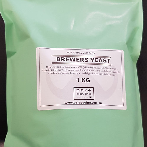 Brewers Yeast - 1kg