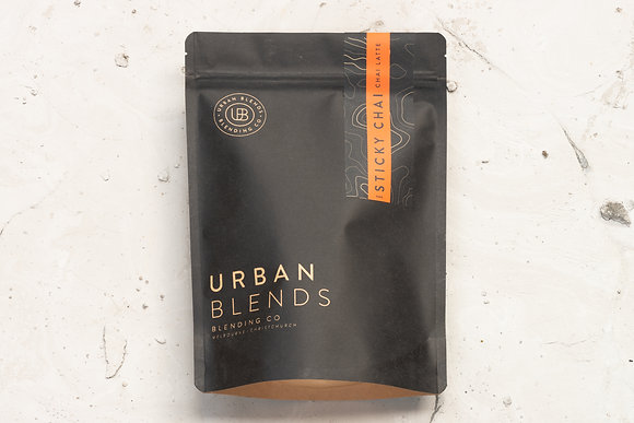 Urban Blends Sticky Chai - 250g