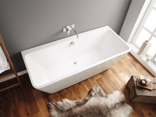 Freestanding Baths - Bathed in luxury
