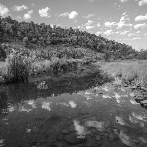 Madera Creek, Davis Mountains