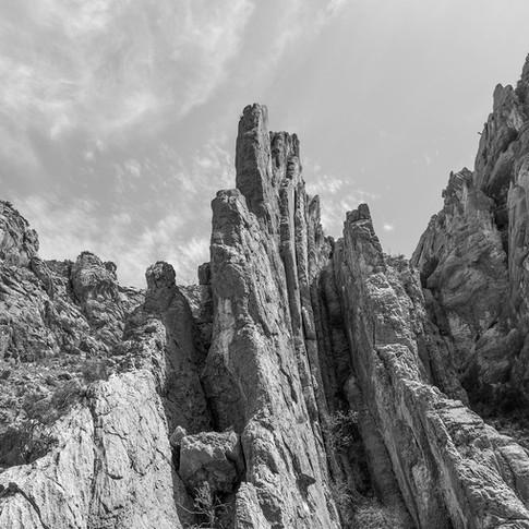 Dog Canyon, Big Bend National Park