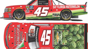 Ross Chastain FWA Diecast Truck: Pre-Order Now!