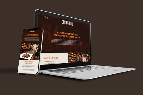 Spring Hill Website