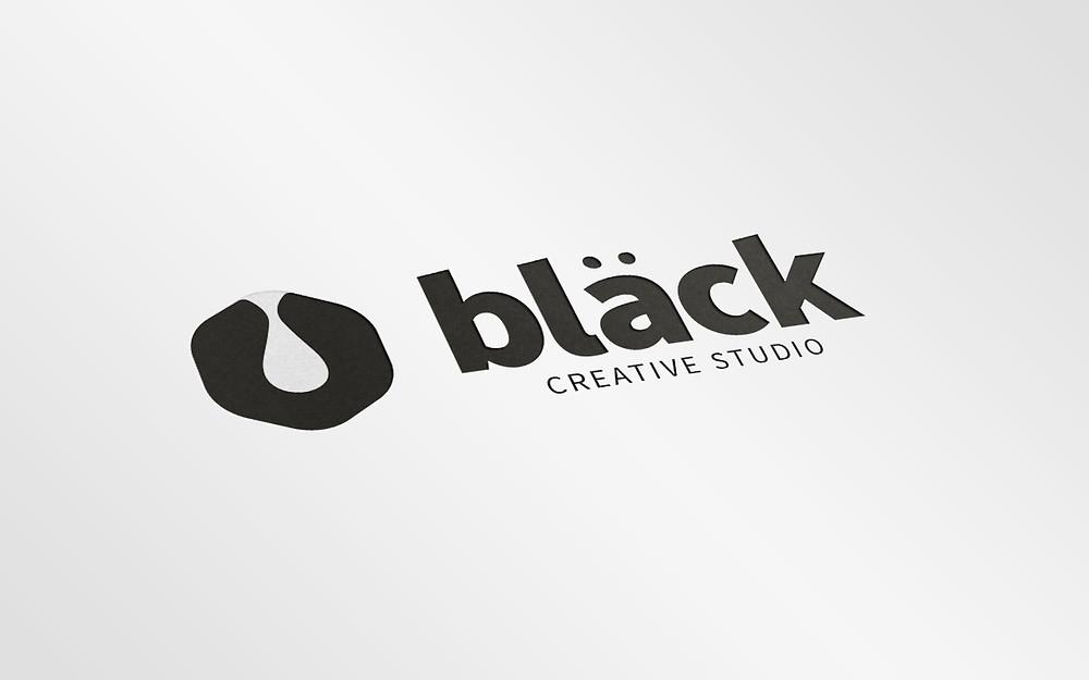 Black Creative Studio Logo