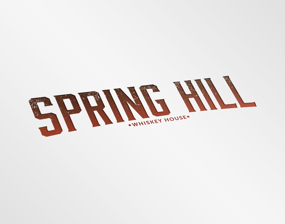 Spring Hill Whiskey House Logo