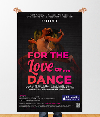 For The Love Of Dance Poster