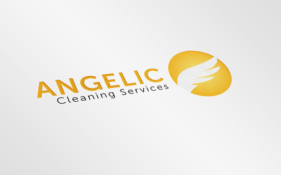 Angelic Cleaning Services Logo