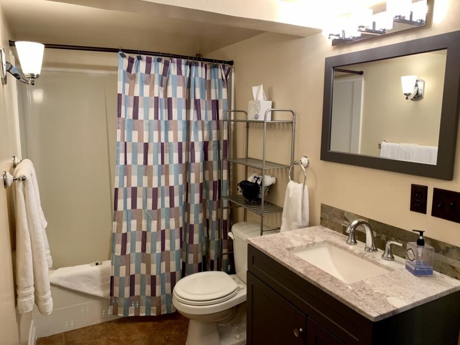 Combination Bath/Shower